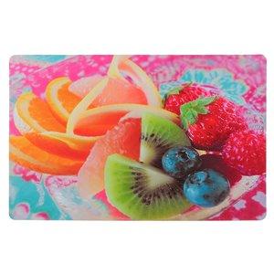 IH Casa Decor Fruit Punch Plastic  Placemat - Set of 12
