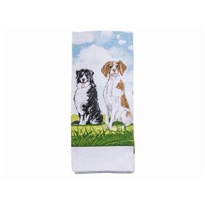 IH Casa Decor Furry Pals Hand Towel - Set of 4