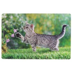 IH Casa Decor Field Kitten PVC Placemat - Set of 12