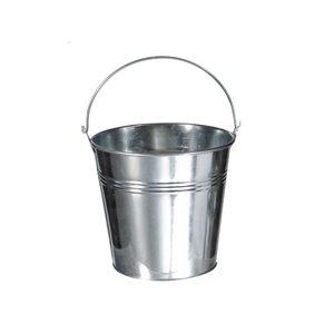 IH Casa Decor Small Aluminum Round Planter