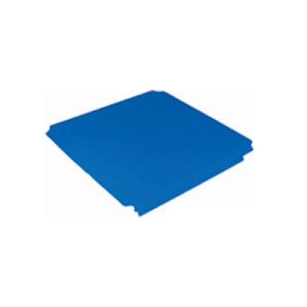 Panneau bleu foncé par Funphix