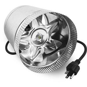Vortex Powerfan 1/8-HP 280 CFM Axial Daisy Chain Compatible Blower Fan