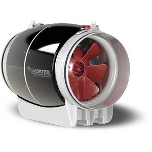 Vortex Powerfan 1/3-HP 1082 CFM Centrifugal Daisy Chain Compatible Blower Fan