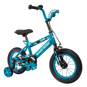 Rugged Racers 16-in Kids Bike with Blue Design