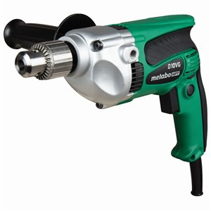 Metabo HPT 3/8-in Keyed Chuck Reversible Corded Drill