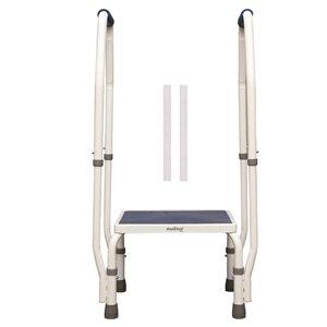 Step2health Stainless Steel Bed Handles