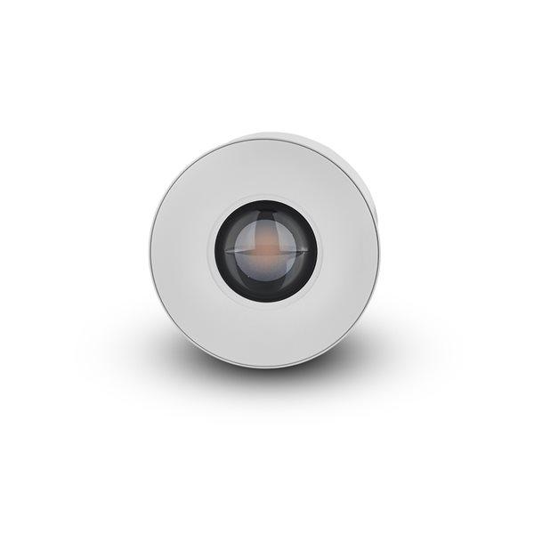 Plafonnier à DEL Intégré  Vonn Lighting Node Series 4,25 po  Blanc moderne/contemporain Certifié Energy Star