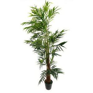 Bambou artificiel vert de 72 po par Decor+