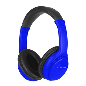 SYLVANIA Blue Over The Ear Headphones