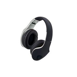 Écouteurs DJ Xpert avec microphone de M, noir