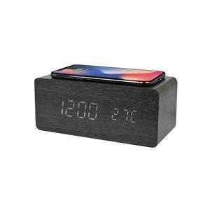 Radio-réveil à écran numérique de CJ Tech