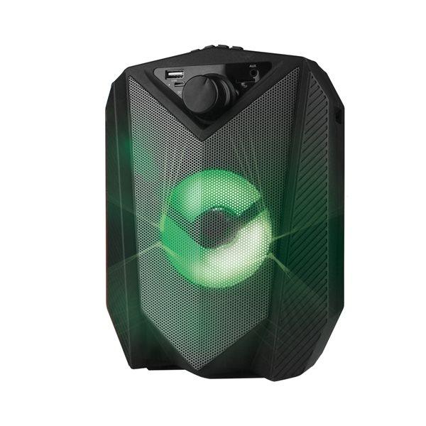 Haut-parleur stéréo Bluetooth 4 po ON45 True Wireless de M, gris
