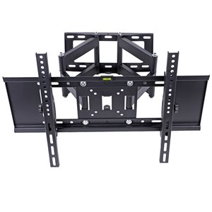 CJ Tech Full Motion TV Mount Fits for TVs up to 46-in (Hardware Included)