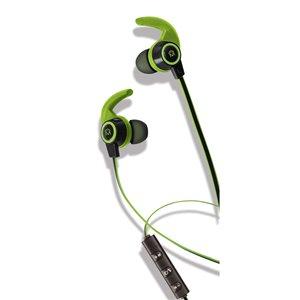 Écouteurs Bluetooth sans fil Spree de M avec microphone, vert