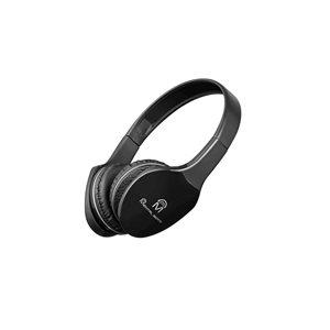 M Over-Ear DJ Skin Headphones in White