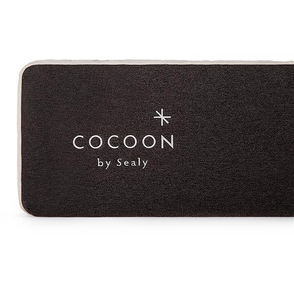 Matelas moelleux pour lit double Cocoon Classic de Cocoon by Sealy à mousse à mémoire de forme de 10po