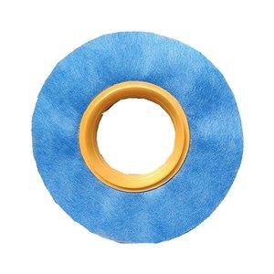 Tissu pour membrane Tooltech Xpert en plastique, bleu et étanche