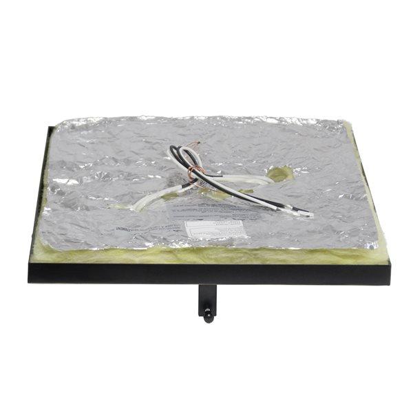 Elegant Designs Elipse Crystal 12-in Restoration Bronze Contemporary/Modern Incandescent Flush Mount Light