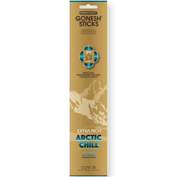 Ih Casa Decor 8-pack Gonesh Stick Arctic Chill Incense Sticks
