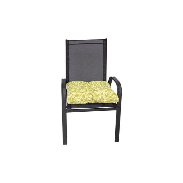 Bozanto Inc. Green Patio Chair Cushion
