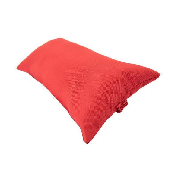 Coussin de chaise de patio Bozanto Inc. - rouge