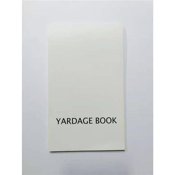 NESTLAND Golf Books - Set of 20