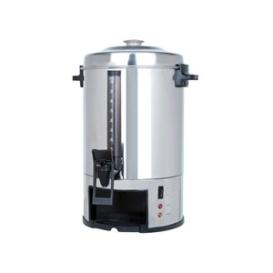 Better Chef 100-Cup Stainless Steel Residential Coffee Urn