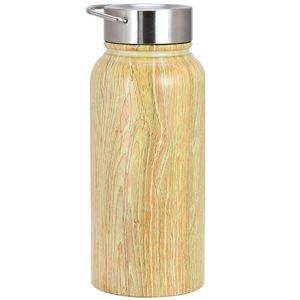 Mr Coffee Bosworth 30oz Thermal Bottle in Wood Grain