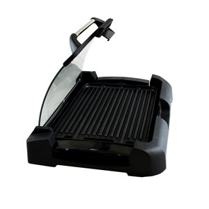 Megachef Reversible Countertop Grill 15-in L X 11-in W Non-stick Residential