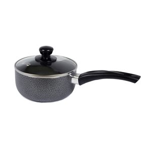 Better Chef 1-piece 1.5 Quart Saucepan 5-in Aluminum Cooking Pan Lid Included