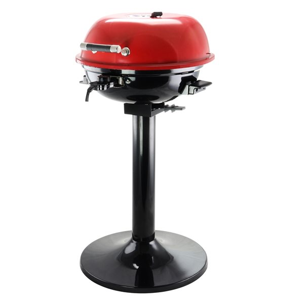 Better Chef 1600-Watt Red Infrared Burner Electric Grill