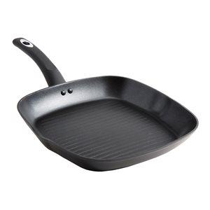 Oster Cuisine 1-piece Cuisine Allston Grill Pan 11-in Aluminum Griddle