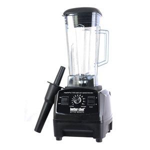 Better Chef Health Pro 1.8-oz. Black 1100-Watt Pulse Control Blender