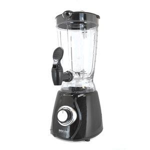 Better Chef Dispensing Blender 1.7-oz. Black 350-Watt Pulse Control Blender