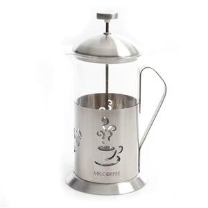 Mr Coffee Gourmet Brew 32 oz Coffee Press