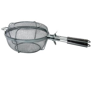 Gibson Home Romford Non-Stick Steel Grill Basket