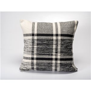 Starlite Myne 20-in Square Indoor Decorative Pillow