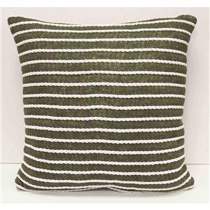 Starlite Myne 18-in x 18-in Square Decorative Pillow
