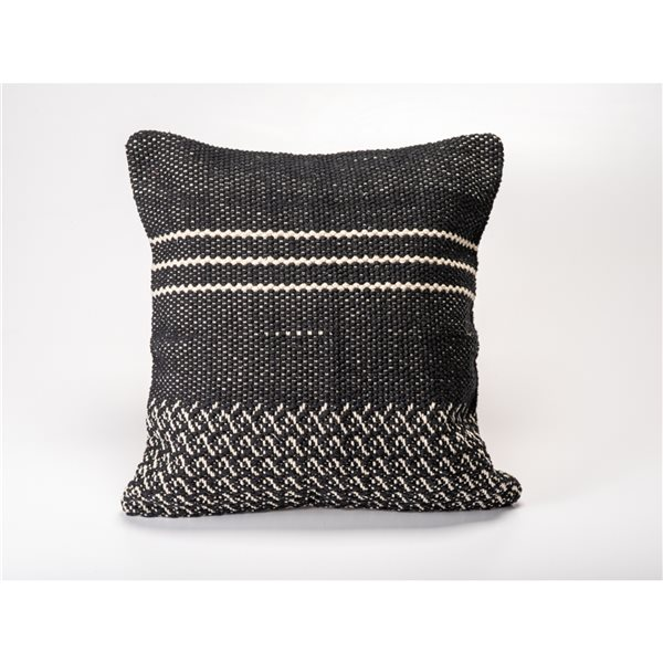Starlite Myne 20-in x 20-in Square Indoor Decorative Pillow