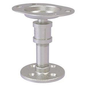 Allied Brass Pipeline Satin Nickel Metal Countertop Toothbrush Holder