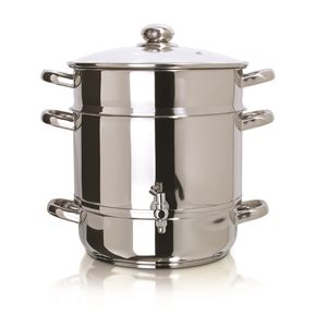 Euro Cuisine 12-oz. Stainless Steel Stove Top Juice Extractor