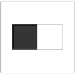 Prise de courant gris graphite Pop-Out à 2 postes résidentielle décorative inviolable adorne par Legrand de 15 A