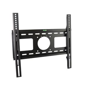 MegaMounts Fixed Black Wall TV Mount for TVs up to 50-in (Hardware Included)