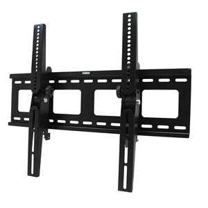 MegaMounts Tilt Wall TV Mount for TVs up to 50-in (Hardware Included)