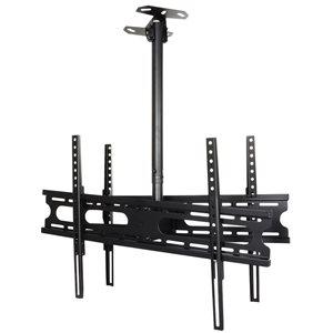 MegaMounts Tilt Ceiling TV Mount for TVs up to 70-in (Hardware Included)