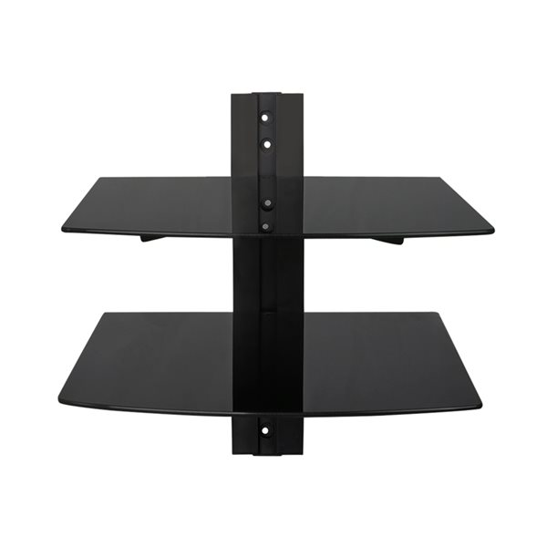 MegaMounts Fixed Wall TV Mount for TVs up to 46-in (Hardware Included)