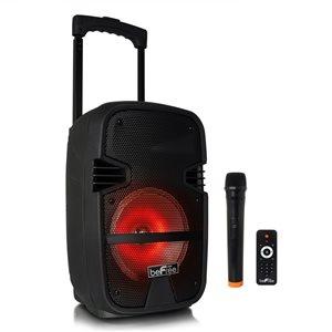 Befree Sound 8-in 400-Watt Portable Bluetooth Speaker