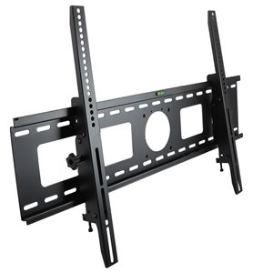 MegaMounts Fixed Wall TV Mount for TVs up to 65-in (Hardware Included)