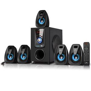 beFree Sound 5.1 Channel Surround Sound Speaker