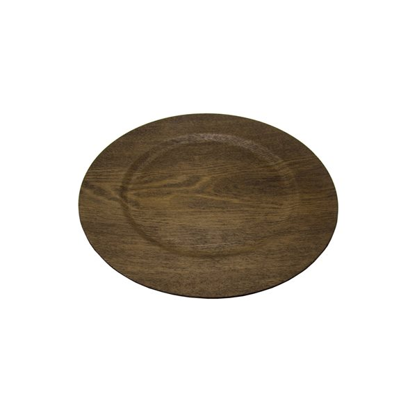 Gibson Home Feri Brown Dinnerware 12-Piece